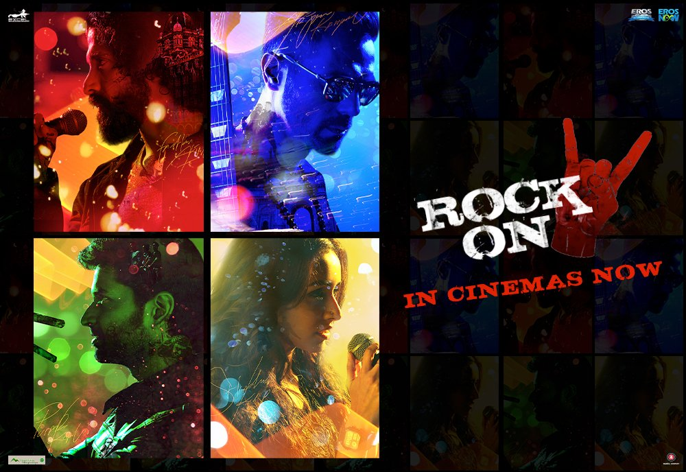rock on 2 1st day collection, rock on 2 first day collection, rock on 2 friday collection, rock on 2 2 days collection, rock on 2 box office collection, rock on 2 total collection, rock on 2