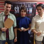 Saansein Promotions: Sonarika Bhadoria, Rajniesh Duggall & Hiten Tejwani Play Pickleball
