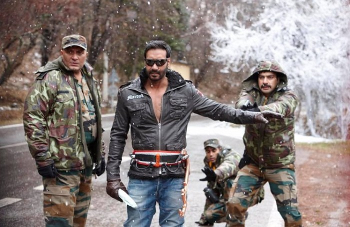 Shivaay 9th Day Box Office Collection