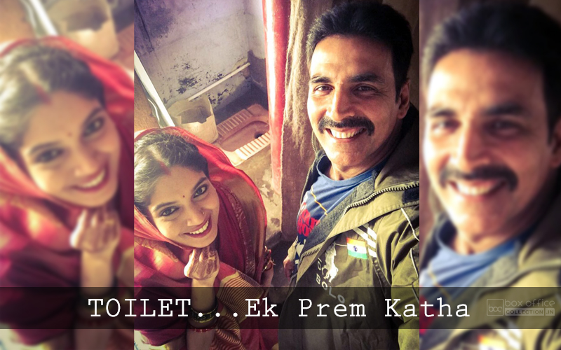 Toilet Ek Prem Katha First Look
