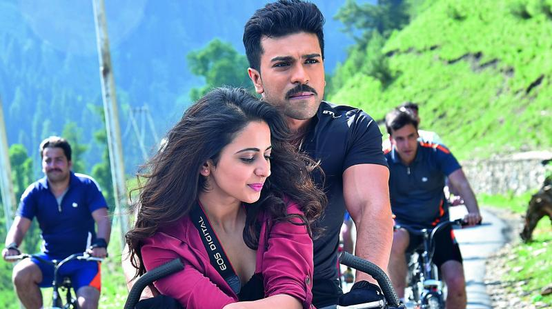 dhruva 4th day collection, dhruva fourth day collection, dhruva monday collection, dhruva box office collection, dhruva total collection, dhruva 4 days total collection