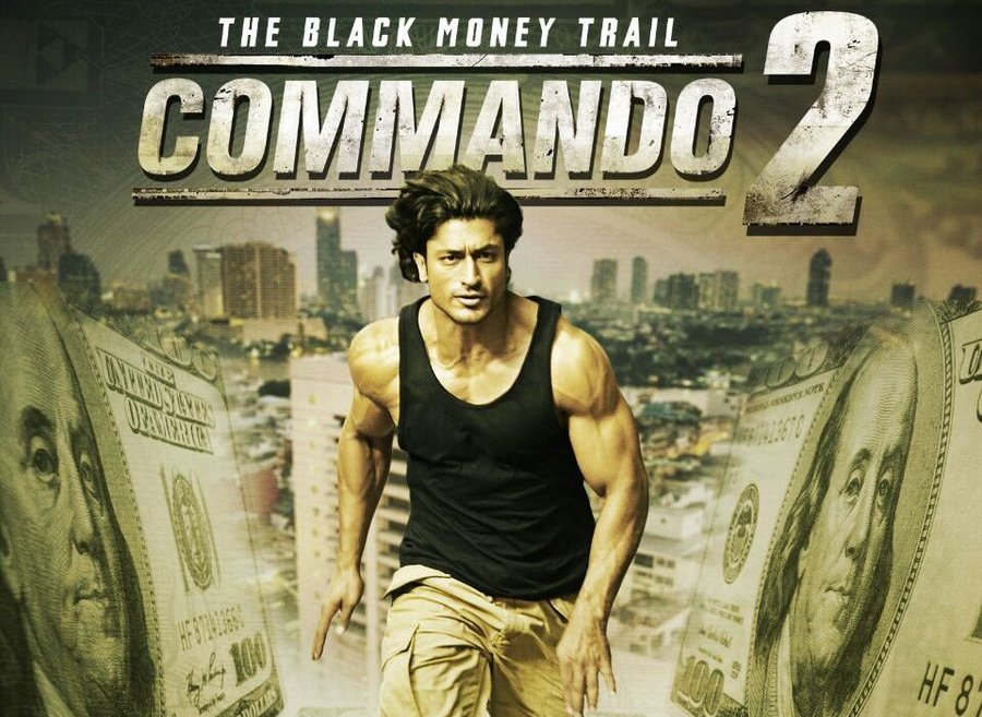 commando 2 first look, commando 2 movie wiki, commando 2 trailer, commando 2 official trailer, commando 2 trailer review, commando 2 trailer response, commando 2 starcast, commando 2 release date, commando 2 releasing details, commando 2 3rd march, commando 2 vidyut jammwal