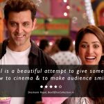 Kaabil Movie Review, A Beautiful Attempt to Give Something New to Cinema [4/5 Stars]