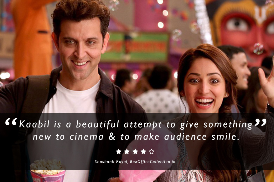 Review of movie Kaabil