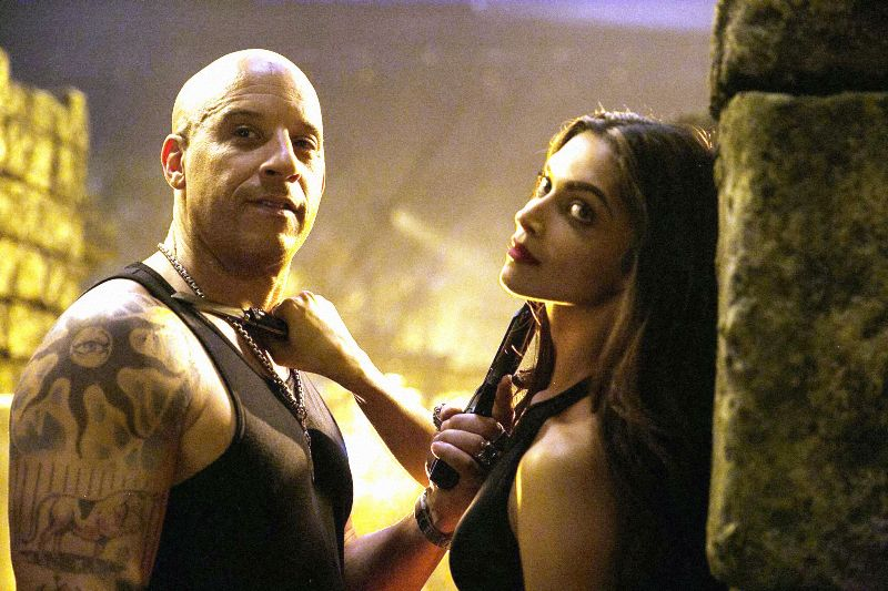 xXx Return of Xander Cage 1st Day Box Office Collection India