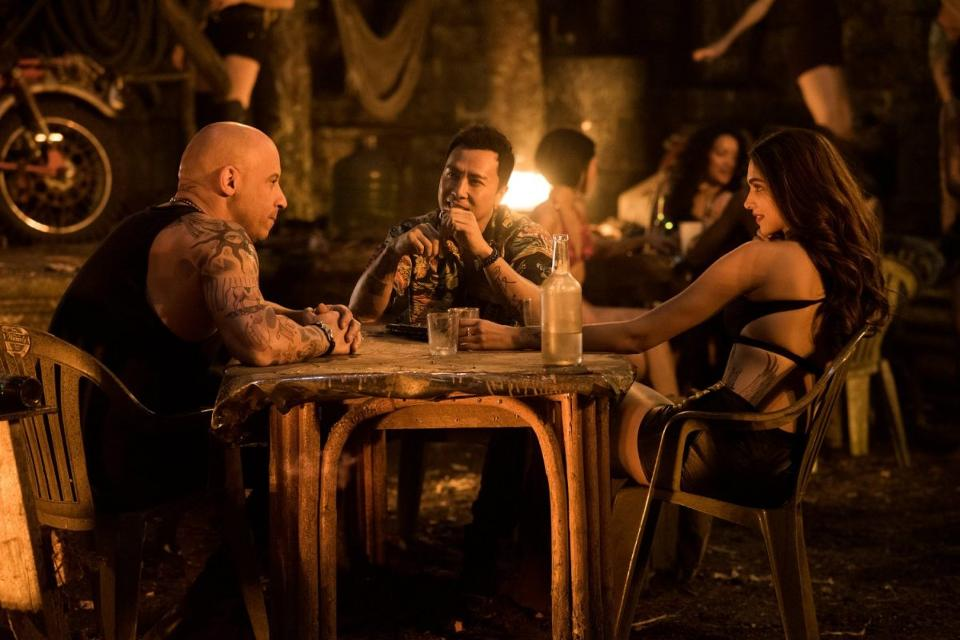 xXx Return of Xander Cage 2nd Day Box Office Collection India