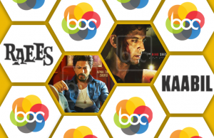 Raees Vs Kaabil 25 January 2017