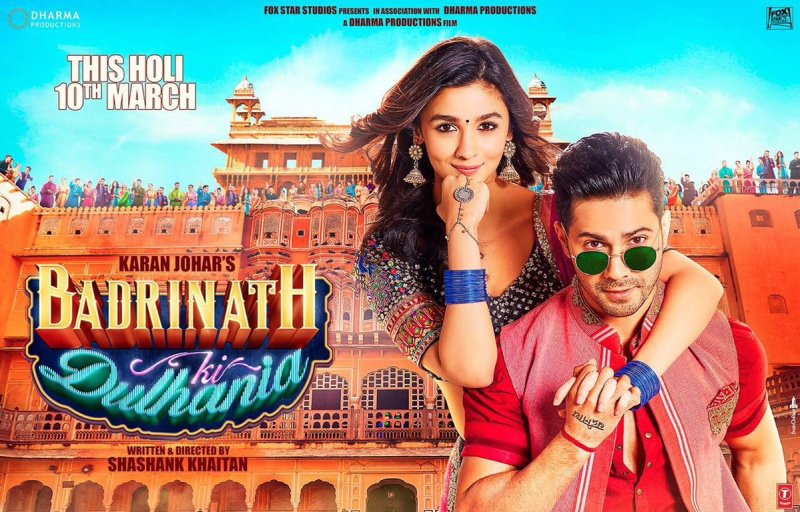 Official Trailer of Badrinath Ki Dulhania