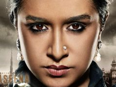 First Look Poster of Haseena