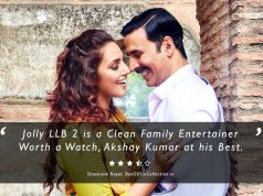 Review of Akshay Kumar's Jolly LLB 2