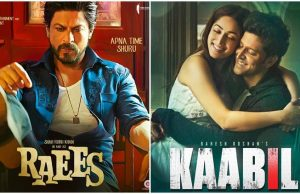 Total Collection of Raees & Kaabil