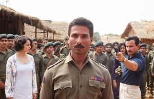 Rangoon 1st Day Total Collection