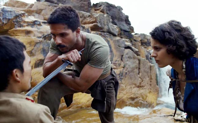 Rangoon 4th Day Total Box Office Collection