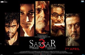 First Look of Ram Gopal Varma's Sarkar 3