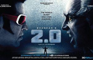 Rajinikanth & Akshay Kumar's 2.0 Satellite Rights