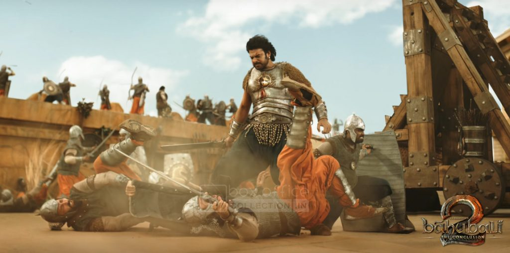 Baahubali 2 Trailer Official Video