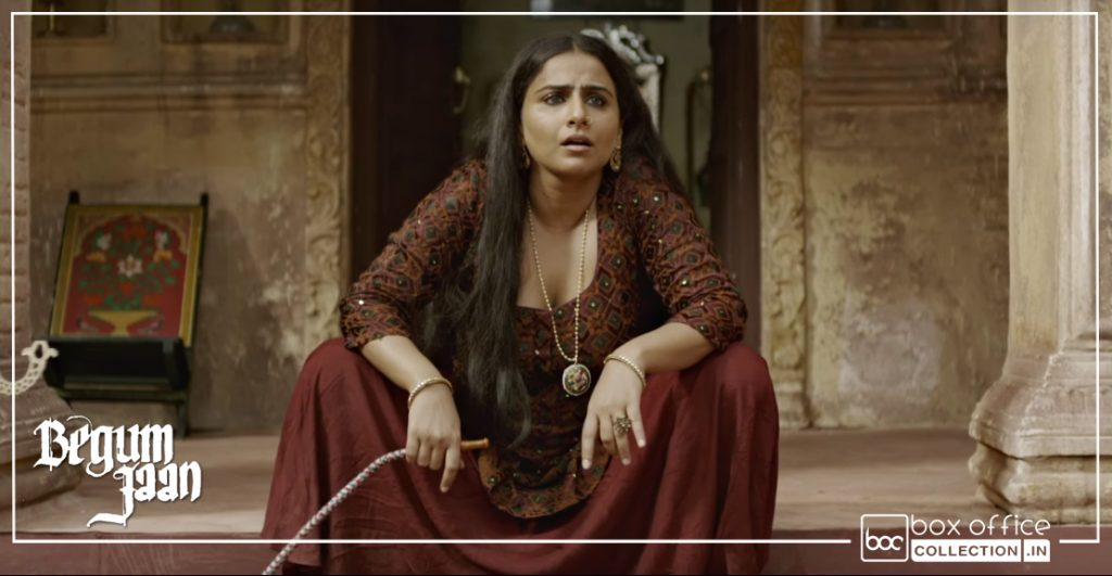 Begum Jaan Trailer is Terrific