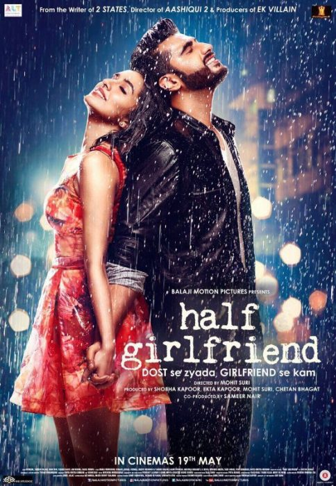 Half Girlfriend First Look Poster