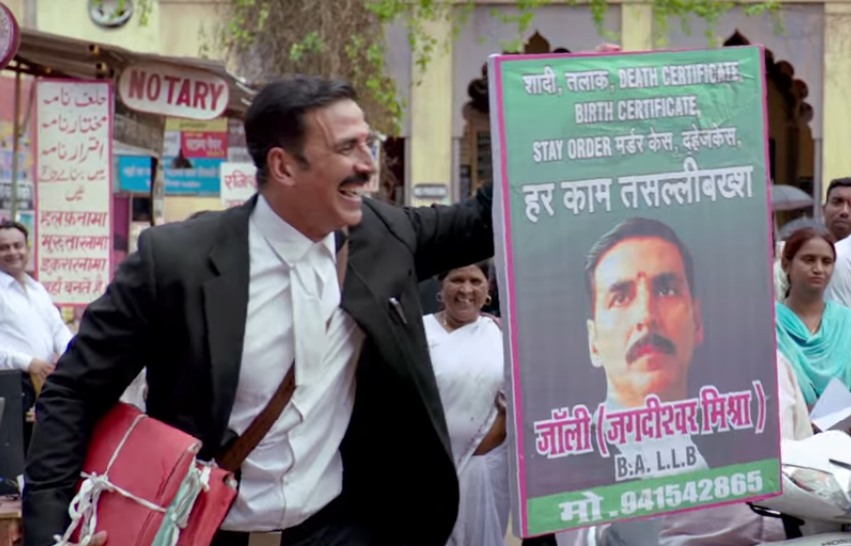 Jolly LLB 2 23rd Day Total Box Office Collection