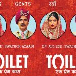 Toilet Ek Prem Katha First Look: Akshay Kumar & Bhumi Pendekar Starrer Releases on 11 August 2017