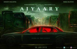 Aiyaary stars Sidharth Malhotra & Manoj Bajpayee