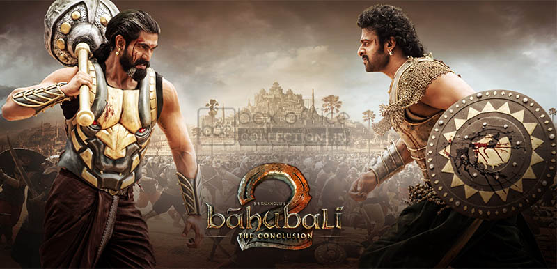 Baahubali 2 Total Prediction