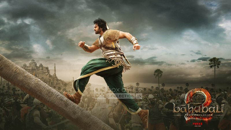 Online Booking of Baahubali 2