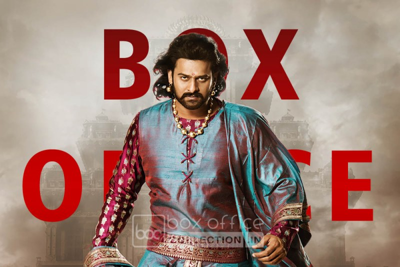 Box office baahubali 2 hindi enters in 100 cr club across india within 3 days - Box office bollywood records ...