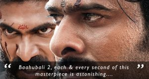 Baahubali 2 Review by Shashank Rayal