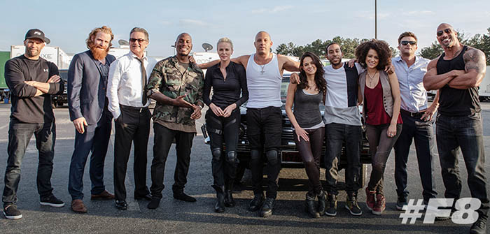 The Fate Of The Furious Paid Previews Collection