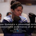 Movie Review: Naam Shabana is a Conventional Thriller with Commendable Performances [3/5 Stars]