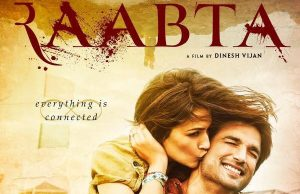 Raabta Trailer on 17th April