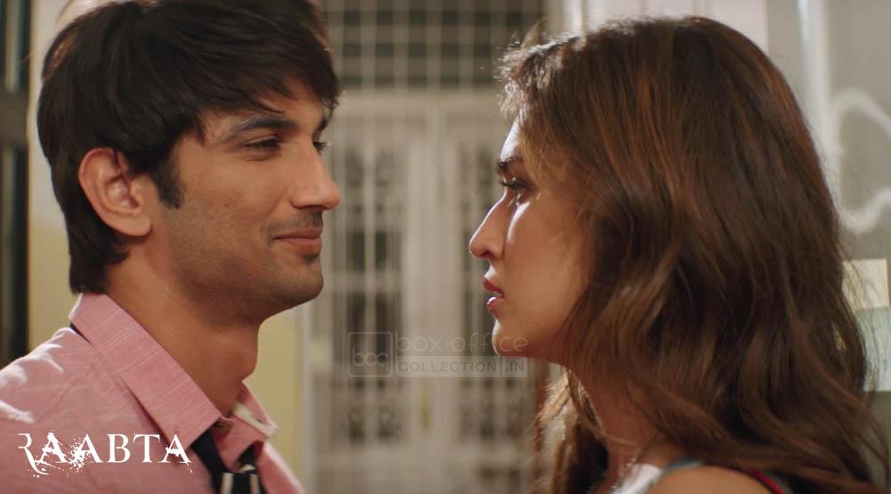 Raabta Trailer Looks Promising Ft. Sushant Singh Rajput