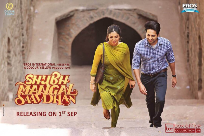 First Look of Shubh Mangal Saavdhan