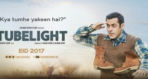 Official Poster of Tubelight
