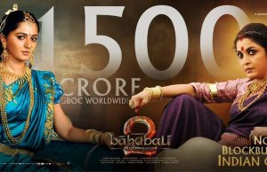 baahubali 2 22 days total collection
