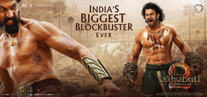 Baahubali 2 Total Collection in 7 Days
