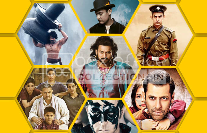 Top 10 highest grossing indian movies of all time at - Highest box office collection bollywood ...