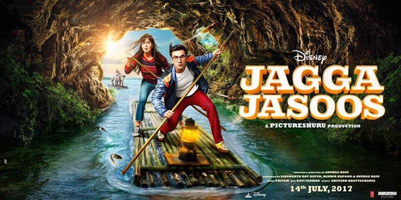 Jagga Jasoos Final Release Date is 14th July 2017