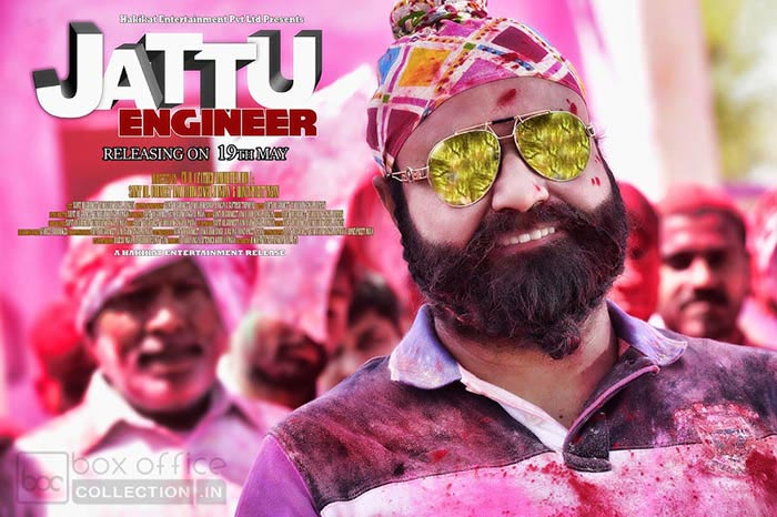 Jattu Engineer Box Office Prediction