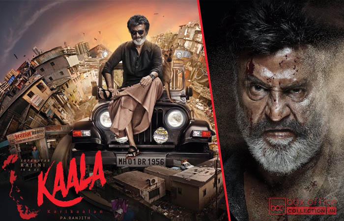 First Look Poster of Kaala, starring Rajinikanth
