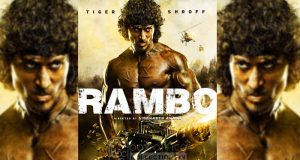 Tiger Shroff's Rambo First Look