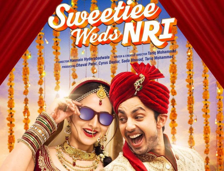 First Look of Sweetiee Weds NRI