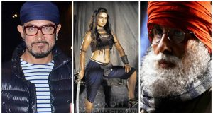 Thugs Of Hindostan starring Aamir Khan, Amitabh Bachchan and Fatima Sana Shaikh