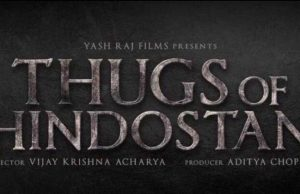 Official Logo of Thugs Of Hindostan 2018