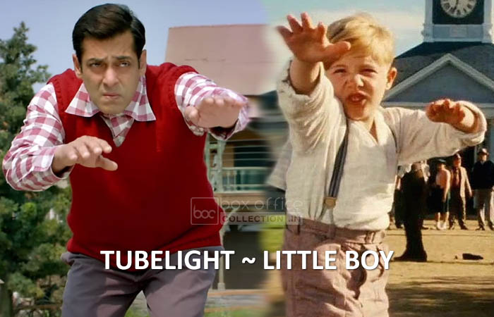 Tubelight Story Based on Little Boy