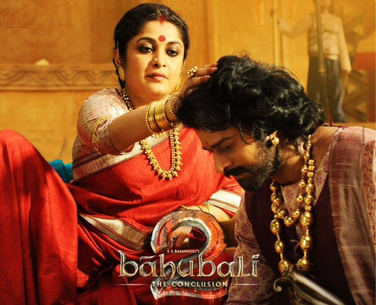 baahubali 2 29 days total collection