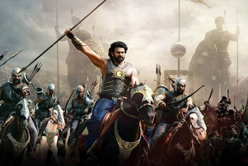 34 days total collection of Baahubali 2