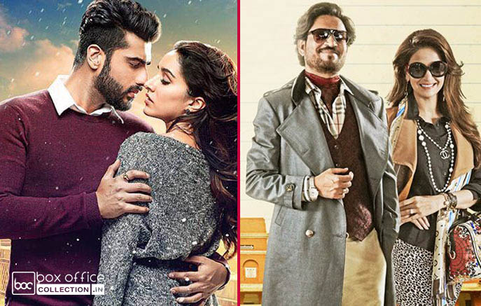 Box Office: Half Girlfriend and Hindi Medium 1st Day Collection