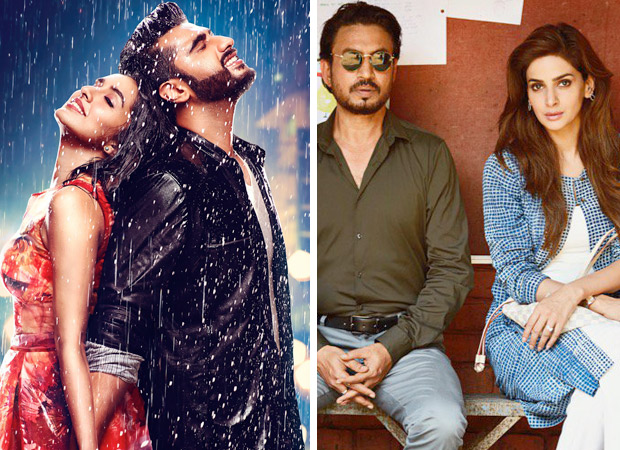 2 days total collection of half girlfriend and hindi medium